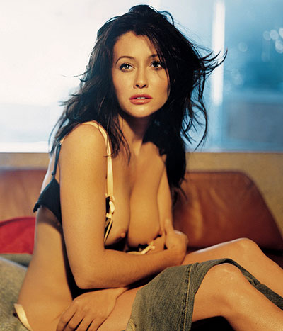 cover Shannen doherty playboy