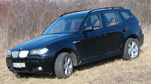 lruh s szuperh s bmw x3 3 0 sd teszt. Black Bedroom Furniture Sets. Home Design Ideas