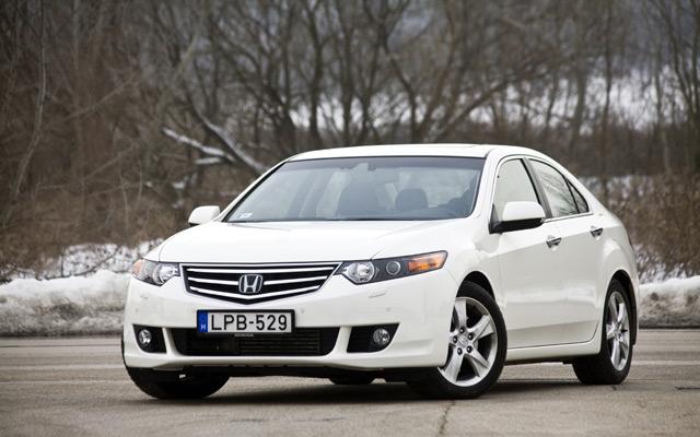 Honda accord 2.2 cdti test