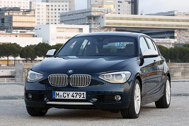 6,7 Millió Forinttól Kapható Az új 1-es BMW