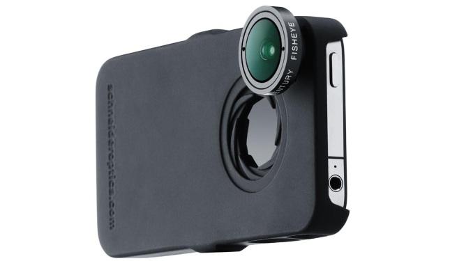 Schneider iPro широкоугольный + рыбий глаз iPhone 4/4S $319 SalePhoto