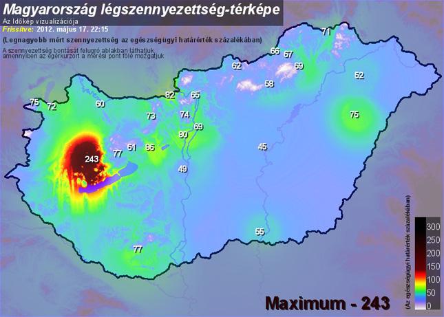 magyarország térkép kolontár Túlzónak tartják a Kolontárról terjedő képeket magyarország térkép kolontár