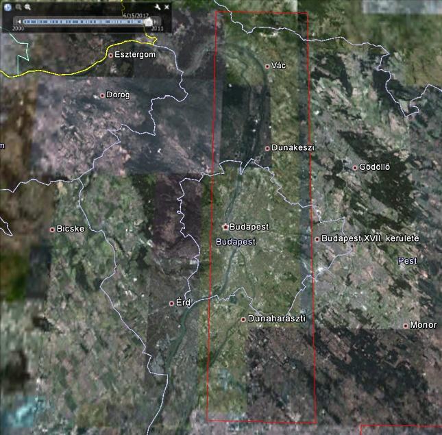 friss műholdas térkép magyarország Frissültek a Google magyar műholdképei friss műholdas térkép magyarország
