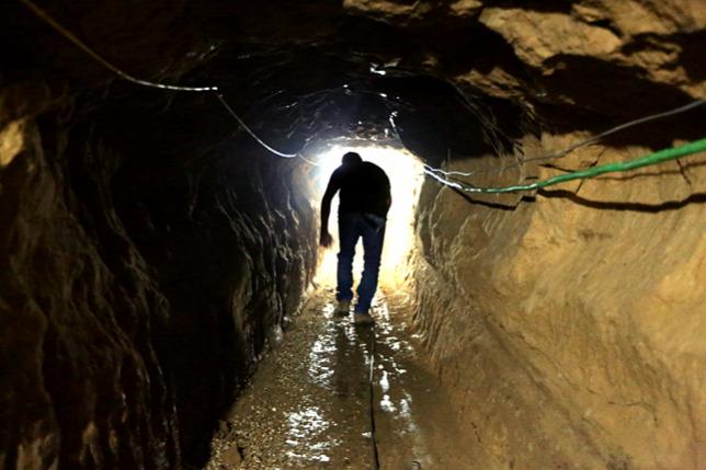 Titkos alagutakat találtak egy gázai ENSZ-iskola alatt