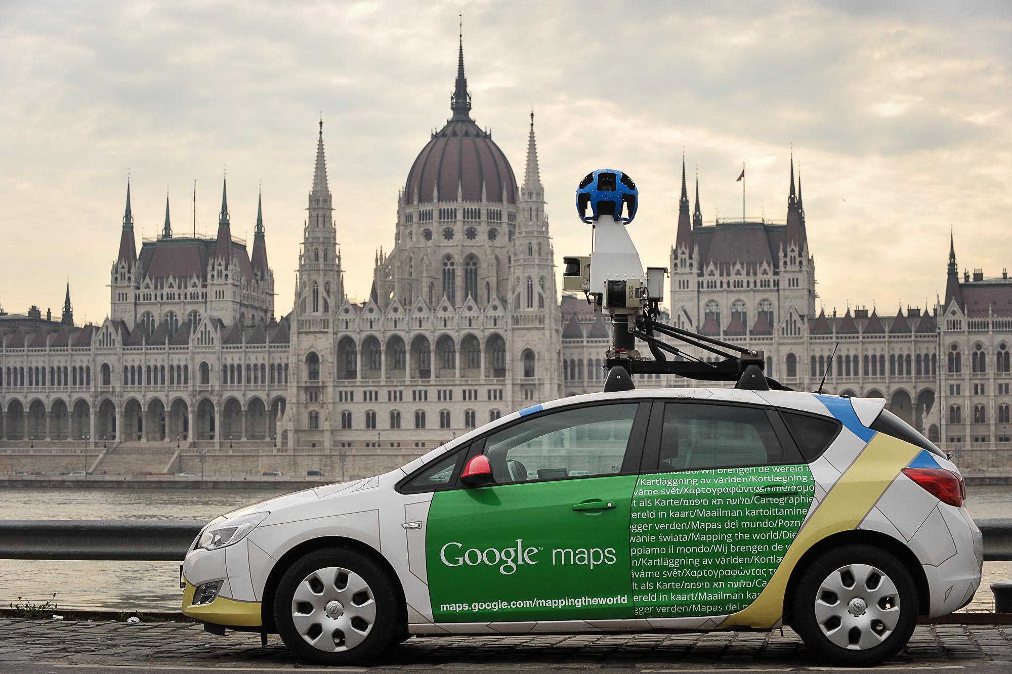 google térkép utcakép magyarország Újra jönnek a magyar utakra a Street View autói google térkép utcakép magyarország
