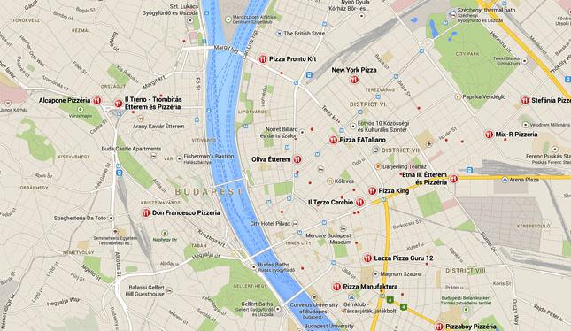 budapest térkép iránytű Sokkal jobb az új Google Maps budapest térkép iránytű