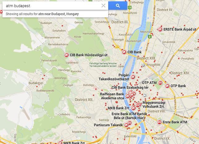 budapest térkép google maps Sokkal jobb az új Google Maps budapest térkép google maps