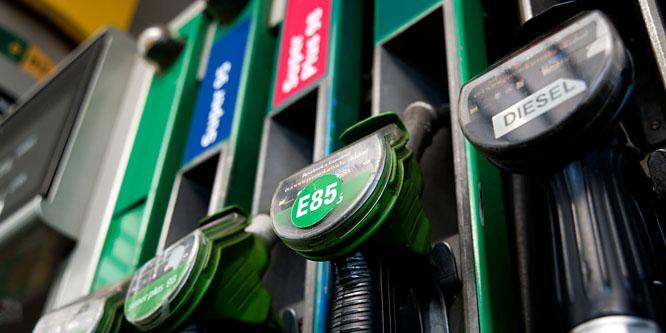 Újabb üzemanyag tűnik el a magyar kutakról