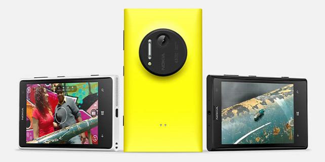 Forrás: Nokia
