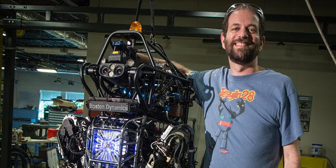 Ezért akarhat a Google robotokat gyártani!?