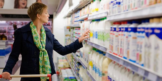 Sok tejesdoboz megtéveszti a vásárlókat