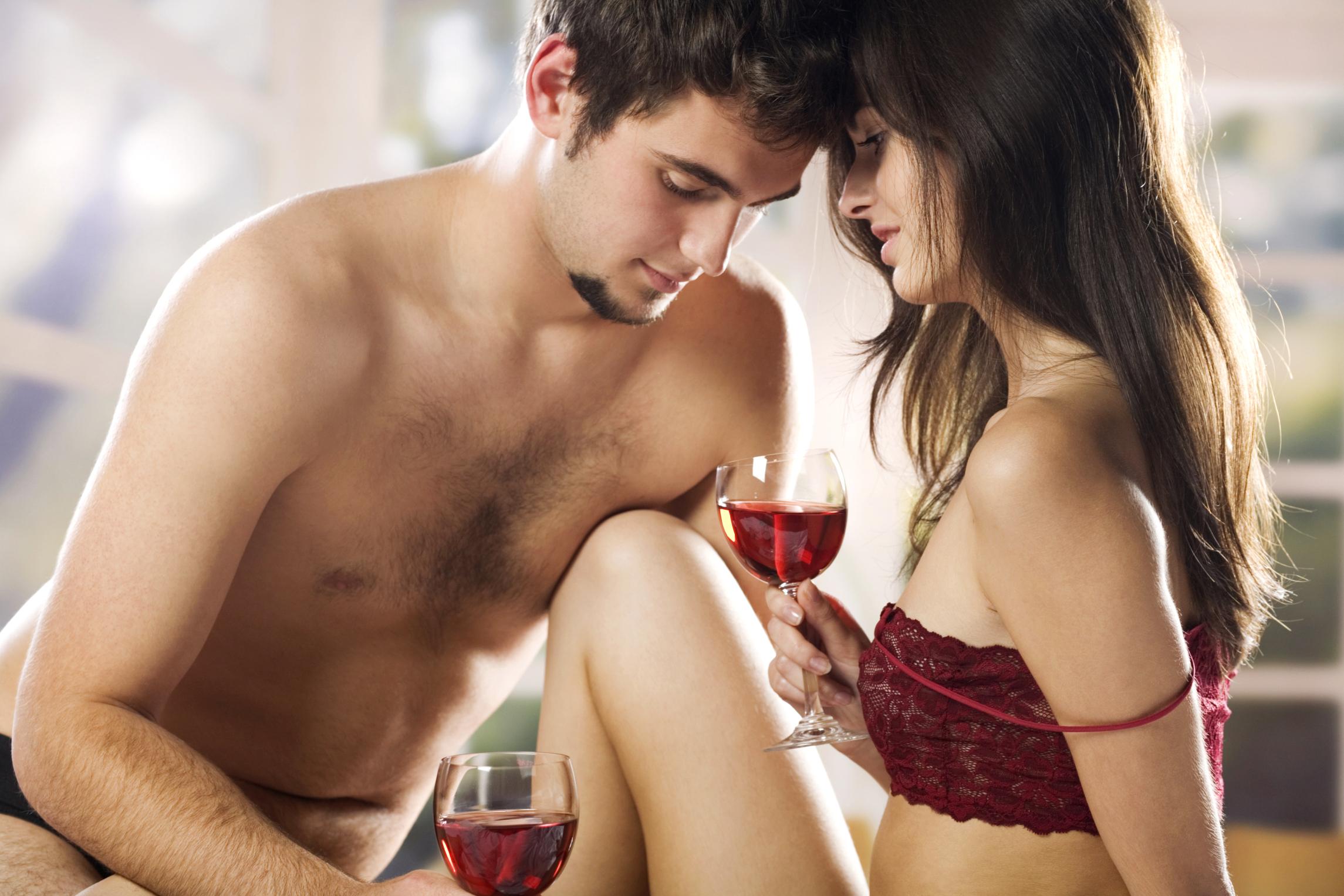 Сексуальные мужики и женщины 13 фотография