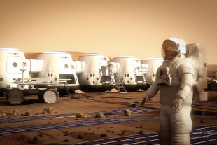 Forr�s: Mars One