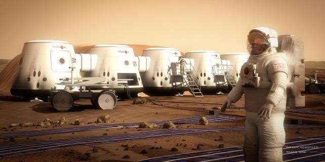 Forrás: Mars One