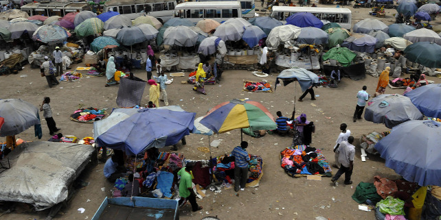 Forr�s: AFP/Simon Maina