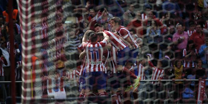 Kiejtette az Atlético az impotens Barcát
