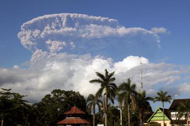Forr�s: AFP/Andy Amaldan
