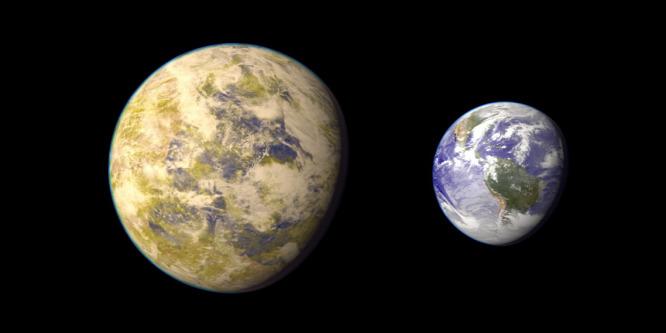 Lakható bolygót találtak a szomszédban