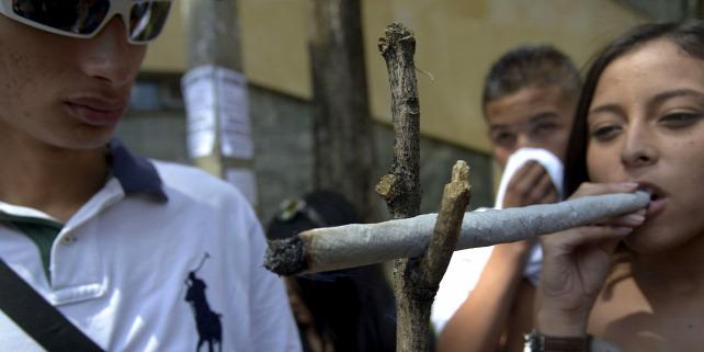 Forrás: AFP/Raul Arboleda