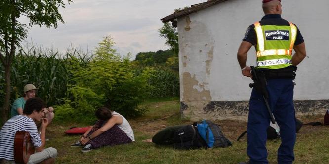 Ötven embert kaptak el drog miatt az OZORA fesztiválon
