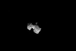 Forr�s: ESA/Rosetta