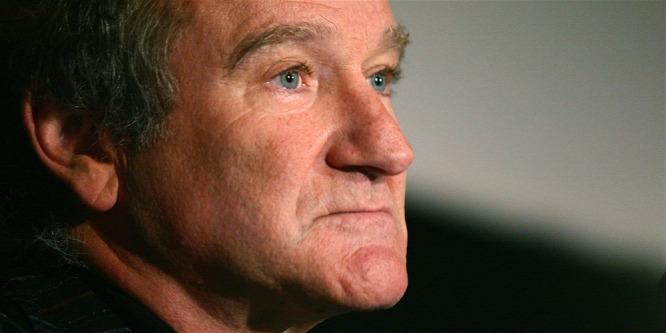Haldokló lánynak küldött megható videóüzenetet Robin Williams