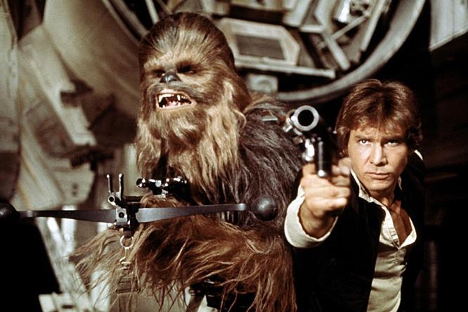 Star Wars IV. – Egy új remény
