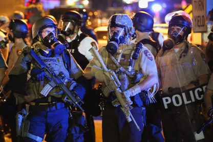 Forr�s: AFP/Scott Olson
