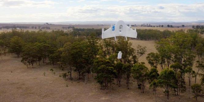 Életet menthet a nyolcrotoros drón