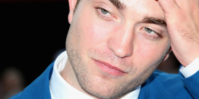 Új n�je van Robert Pattinsonnak