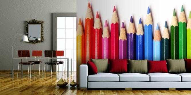 Így dekoráld a falat �sszel - ezekkel újjávarázsolhatod a nappalidat