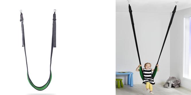 Balesetveszélyes az IKEA gyerekhintája