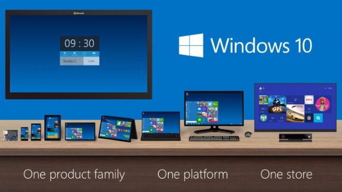 A Windows 10 ingyen lesz