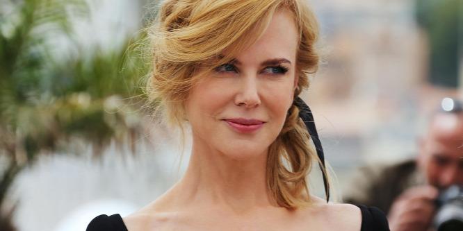 Édesapja halála óta el�ször szólalt meg Nicole Kidman