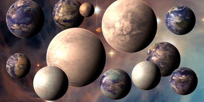 Húsz év múlva kimutatható lehet az élet idegen naprendszerek bolygóin