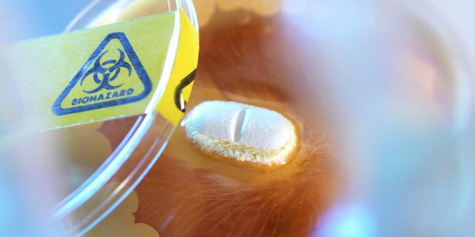 WHO: vészesen kevés a hatásos antibiotikum