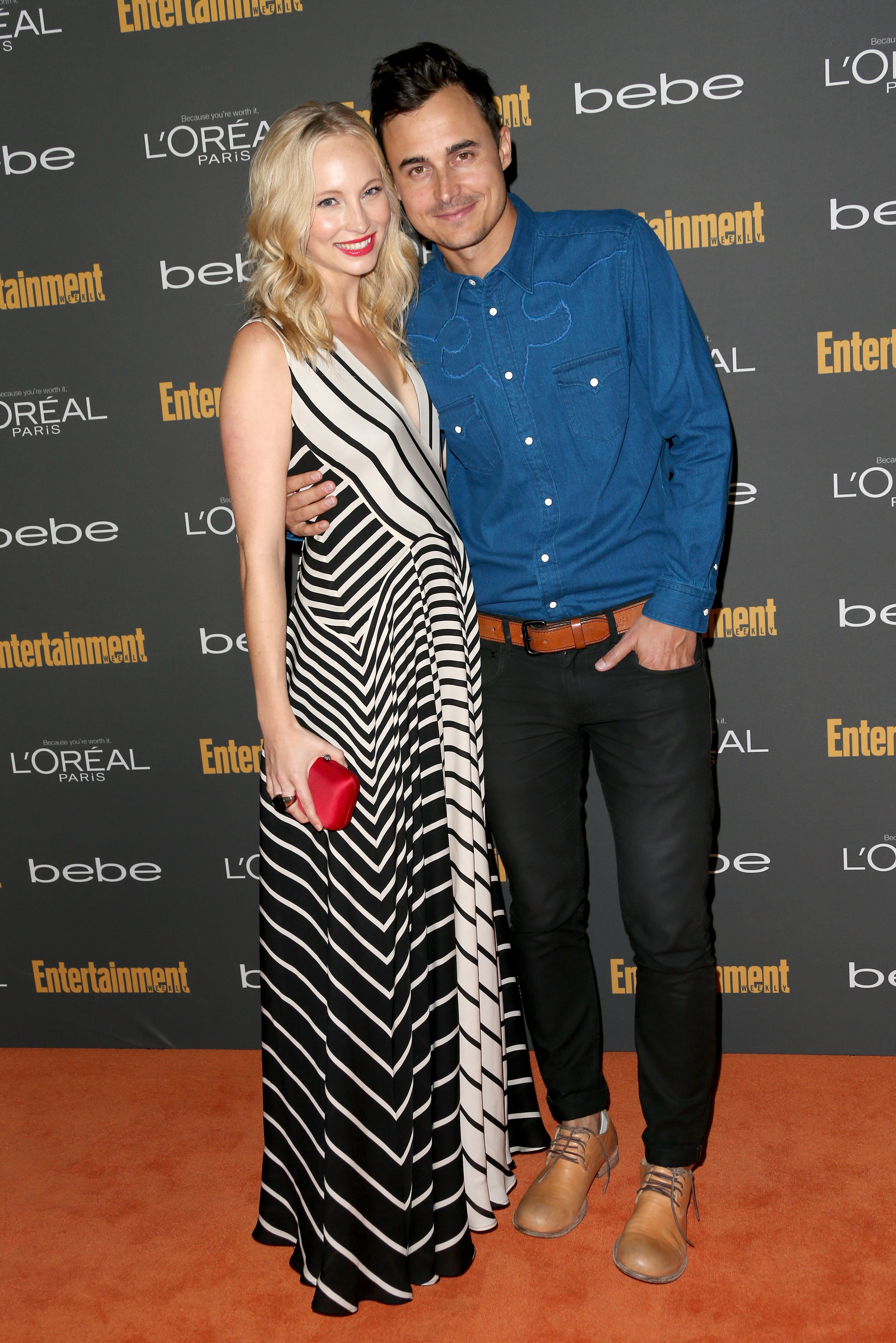 is candice accola dating joe king Candice accola and her rocker husband joe king candice and joe (image: wenn) the pair got hitched back in 2014 after joe proposed in may 2013 the baby will be candice's first child, but it will be joe's third child the guitarist, 35, already has two children - elise and ava - with his ex wife-who he.