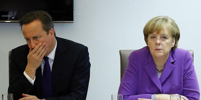 """Merkel: Relações entre a Grã-Bretanha e a UE podem atingir um """"ponto irreversível"""""""