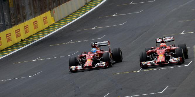Forr�s: Ferrari