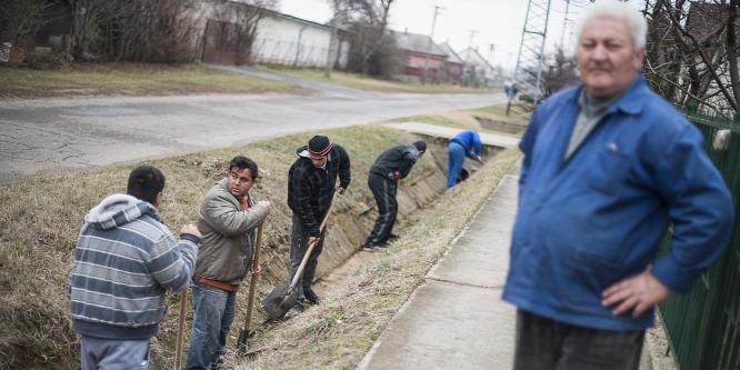 Fidesz-frakció: A férfiaknak a legnagyobb becsülés a munka