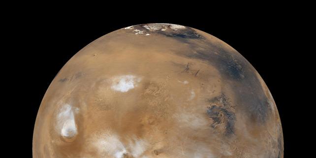 Forr�s: NASA/JPL/MSSS