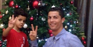 Forr�s: Instagram/Cristiano Ronaldo