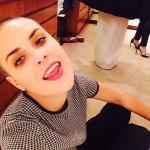 Forr�s: Instagram/Tallulah Willis