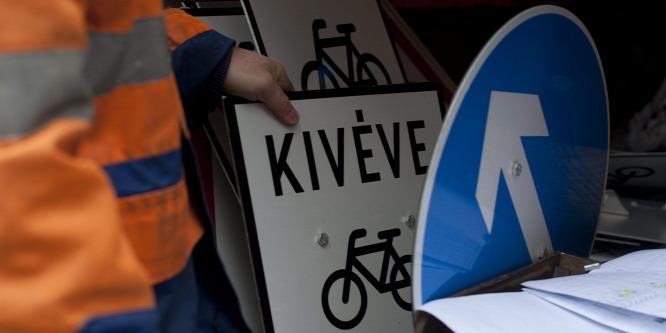 Miért szabálytalankodnak a biciklisek?