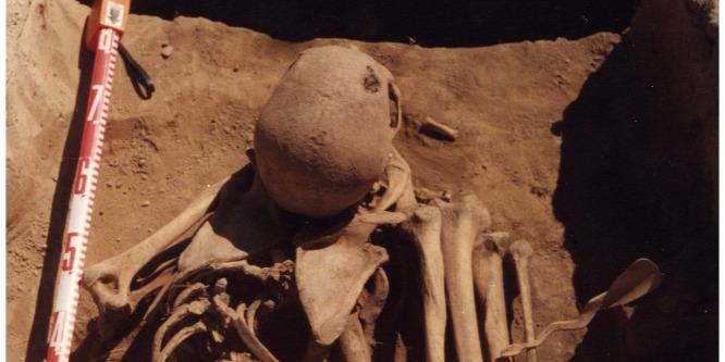 Megtalálták a legrégebbi rákos beteg csontvázát