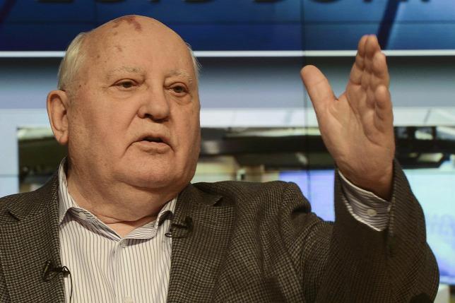 Gorbacsov szerint a NATO Oroszország megtámadására készül