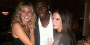 Forr�s: Twitter/Usain Bolt