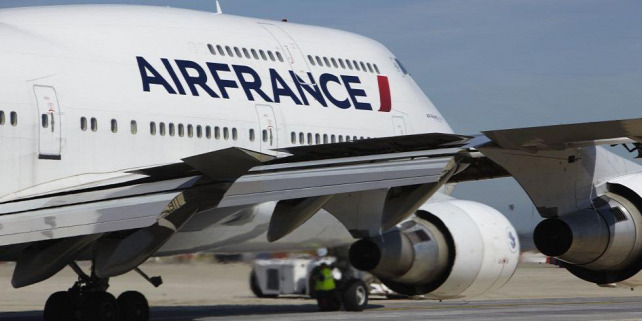 Forr�s: Air France