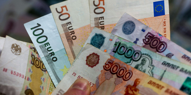 Bajban vannak az orosz bankok