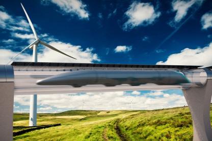 Forrás: Hyperloop Transportation